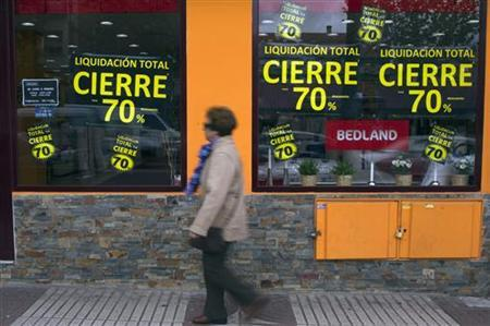 Spain in recession as austerity bites deep reuters - Resource furniture espana ...