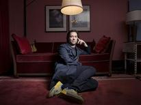 Musician Rufus Wainwright poses for a portrait in New York April 13, 2012.REUTERS/Victoria Will