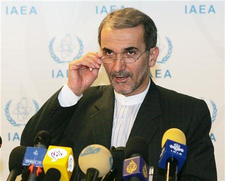 File photo of Iran's Permanent Representative to the U.N. in Vienna Akhondzadeh Basti in Vienna. REUTERS/Herwig Prammer