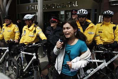 Occupy resurgent