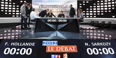 Sarkozy's chances fade two days before French runoff