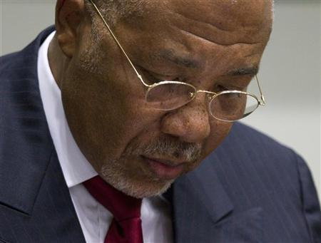 Prosecutors seek 80-year sentence for Charles Taylor