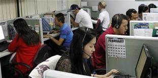 CItalia, settore servizi aprile si contrae a ritmo più rapido in 3 anni. REUTERS/Erik De Castro