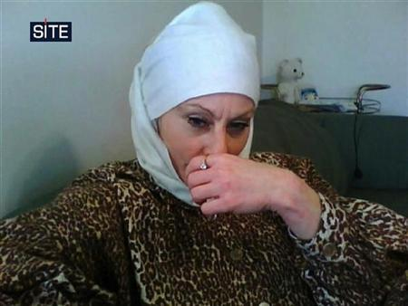 Colleen LaRose, who is also known by the pseudonyms of ''Fatima LaRose'' and ''Jihad Jane'', is pictured in this handout released by Site Intelligence Group March 10, 2010. REUTERS/Site Intelligence Group/Handout