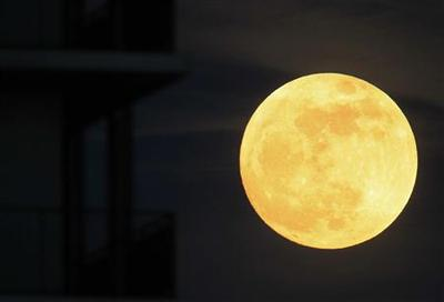 ''Super Moon'' to light up night sky this weekend