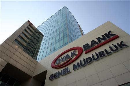 A general view of the Oyak Bank headquarters in Istanbul. REUTERS/Osman Orsal