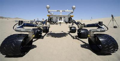 The next generation Mars rover