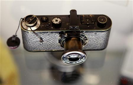 Resultado de imagen para Leica de 1923 subasta