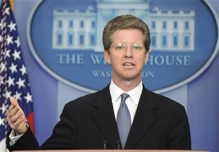 U.S. Secretary of Housing and Urban Development Shaun Donovan addresses the daily press briefing at the White House in Washington February 1, 2012. REUTERS/Jonathan Ernst