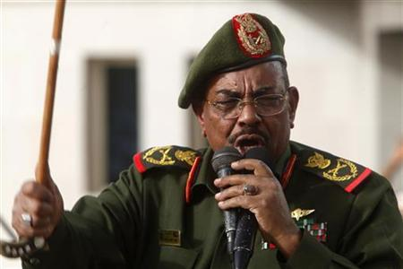Bashir says wants peace with S.Sudan but security comes first