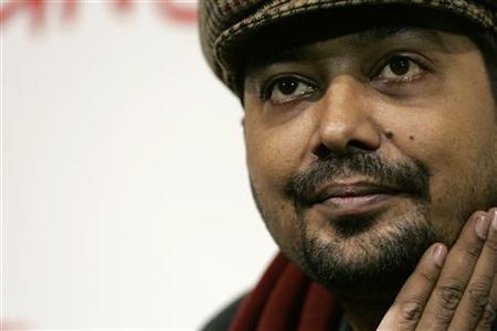 India's movie director Anurag Kashyap poses during a photo call to present his latest movie ''No Smoking'' at the Rome International Film Festival October 24, 2007. REUTERS/Dario Pignatelli/Files