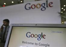 <p>Les autorités européennes ont offert à Google une opportunité de régler à l'amiable l'enquête ouverte sur les soupçons d'abus de position dominante après des plaintes de Microsoft et de plusieurs autres concurrents. /Photo d'archives/REUTERS/Krishnendu Halder</p>