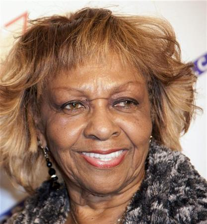 Singer Cissy Houston, mother of the late singer Whitney Houston, arrives to attend the Jazz at Lincoln Center 2012 Annual Gala concert at Frederick P. Rose Hall in New York City April 18, 2012. REUTERS/Stephen Chernin