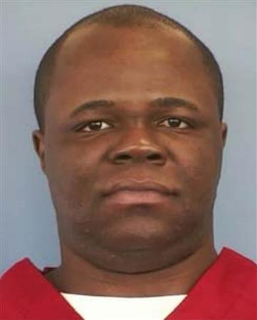 Henry Curtis Jackson, seen in this April 11, 2008 photograph from the Mississippi Department of Corrections, is scheduled to be executed on June 5, 2012 for the 1990 murders of four of his young nieces and nephews. Jackson, called ''Curtis'' by his family, is to be put to death by lethal injection at 6 p.m. CDT (2300 GMT) at the Mississippi State Penitentiary in Parchman. He would be the fourth person executed this year in the state and the 19th person executed in the nation. REUTERS/Mississippi Department of Corrections/Handout