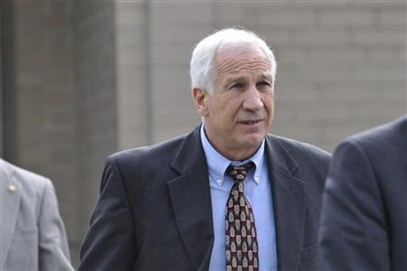 Jury selection nears end in Sandusky sex abuse trial | Reuters