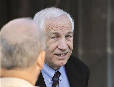 ... Sandusky, 68, faces 52 counts of abusing 10 boys over a 15-year period