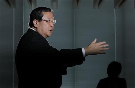Bain Capital Japan Chairman Shintaro Hori speaks during the Reuters Rebuilding Japan Summit in Tokyo June 21, 2011. REUTERS/Kim Kyung-Hoon