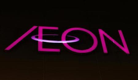 6月23日、イオンは、不動産投資信託(REIT)の設立を検討していることを明らかにした。都内で18日撮影(2012年 ロイター/Issei Kato)