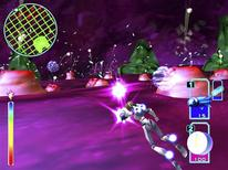 "A screenshot showing the character Roxxi in the digital game Re-Mission is seen in this handout image provided to Reuters by the game's producer HopeLab. Gamification - turning boring, unpleasant but necessary tasks into an online game - is a new way of thinking gaining momentum among drugmakers and health campaigners. Roxxi, a feisty and fully-armed virtual nanobot, is billed as ""medicine's mightiest warrior"", and in Re-Mission she's fighting an epic battle deep inside the human body where she launches rapid-fire assaults on malignant cells. REUTERS/HopeLab/Handout"