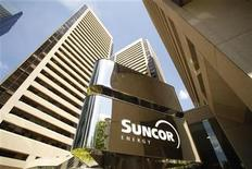 Suncor Energy head office is pictured in Calgary, Alberta June 17, 2009. REUTERS/Todd Korol