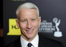 Anderson Cooper comparece ao 39o Daytime Emmy Awards, em Beverly Hills. 23/06/2012 REUTERS/Gus Ruelas