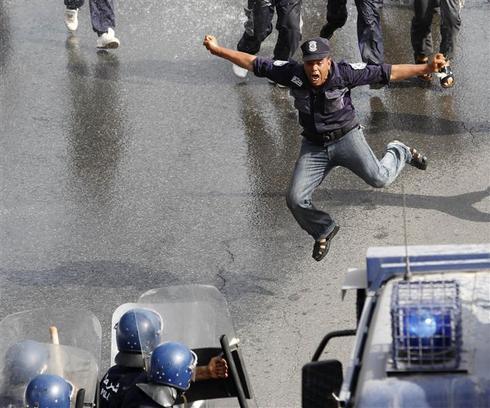 Police vs. police