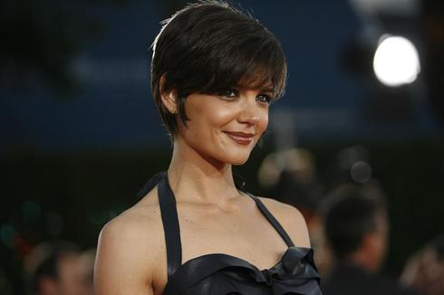 Celebrity style: Katie Holmes