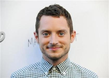 Actor Elijah Wood arrives at the Hollywood FX Summer Comedies Party in Los Angeles, California June 26, 2012. REUTERS/Gus Ruelas