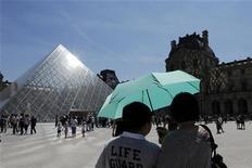 """<p>Sylvia Pinel, ministre de l'Artisanat, du Commerce et du Tourisme considère le secteur touristique comme une carte maîtresse que le gouvernement compte utiliser pour mener à bien son projet de """"redressement productif"""" du pays. /Photo d'archives/REUTERS/Gonzalo Fuentes</p>"""
