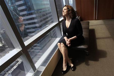 Actress Sigourney Weaver poses for a portrait in New York July 10, 2012. REUTERS/Shannon Stapleton