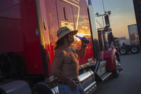 The truckers' jamboree
