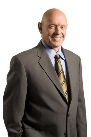 Stephen Covey, author of the top-selling motivational book ''The 7 Habits of Highly Effective People,'' is pictured in this undated handout photo obtained by Reuters July 16, 2012. REUTERS/Franklin Coveyl/Handout