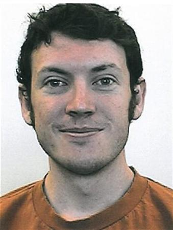 James Holmes, 24, is seen in this undated handout picture released by The University of Colorado July 20, 2012. REUTERS/The University of Colorado/Handout