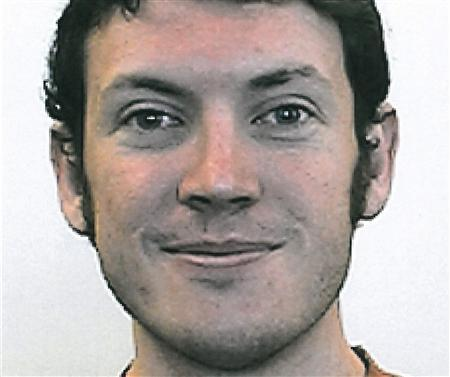 James Holmes, 24, is seen in this undated handout picture released by The University of Colorado July 20, 2012. Holmes is the suspect in a shooting attack which killed 12 people at a midnight premiere of the new Batman movie in a suburb of Denver early on Friday, according to law enforcement officials. The University of Colorado Denver/Aschutz Medical Campus confirmed that Mr. James Holmes was in the process of withdrawing from the University of Colorado Denver's graduate program in neurosciences. REUTERS/The University of Colorado/Handout