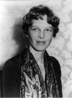 Renowned U.S. pilot Amelia Earhart is pictured in this 1928 photograph released on March 20, 2012. REUTERS/Library of Congress/Handout