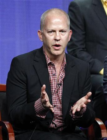 Creator Ryan Murphy speaks at a panel for ''The New Normal'' during the NBC television network portion of the Television Critics Association Summer press tour in Beverly Hills, California July 24, 2012. REUTERS/Mario Anzuoni