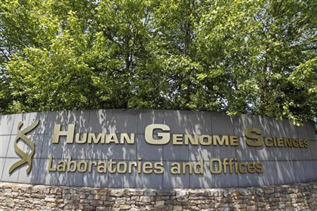 The Human Genome Sciences Laboratories and Offices building is seen in Rockville, Maryland, May 17, 2012. REUTERS/Jose Luis Magana
