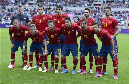 Soccer: Spain eliminated after second straight defeat | Reuters