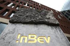 <p>Anheuser-Busch InBev, premier brasseur mondial, a publié un bénéfice trimestriel inférieur aux attentes des analystes, en raison de dépenses liées à la commercialisation de nouvelles marques aux Etats-Unis et à la hausse des coûts de transport. /Photo prise le 25 juin 2012/REUTERS/François Lenoir</p>