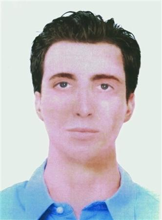 An illustration handout provided on August 1, 2012 shows the the suspected bomber who blew up a bus carrying Israeli tourists last month at the Bulgarian airport of Burgas. REUTERS/Handout/Bulgarian Interior Ministry