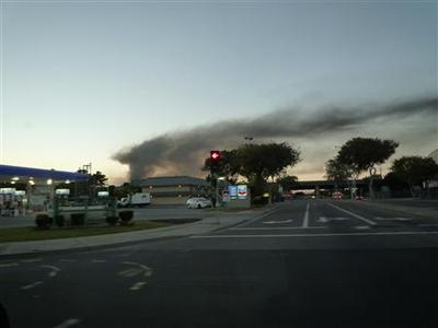 Chevron's California refinery fire contained, not out...