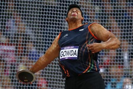 Discus Throw Olympics in The Men 39 s Discus Throw