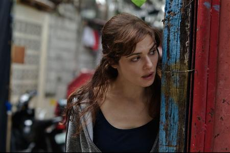 Rachel Weisz in a scene from ''The Bourne Legacy'' REUTERS/Universal Pictures