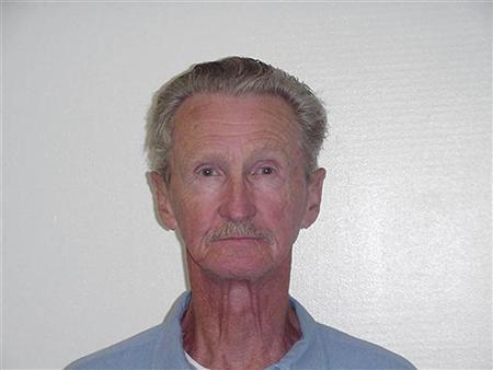 Gregory U. Powell is shown in an undated photograph released to Reuters August 13, 2012. REUTERS/California Department of Corrections and Rehabilitation/Handout