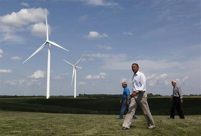 Obama in the heartland