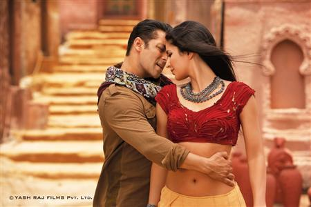A still from the movie ''Ek Tha Tiger''.