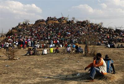 South Africa's ''Hill of Horror''