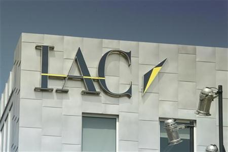 The offices of IAC, an internet company with more than 50 brands serving consumer audiences is pictured in West Hollywood, California July 27, 2011. REUTERS/Fred Prouser
