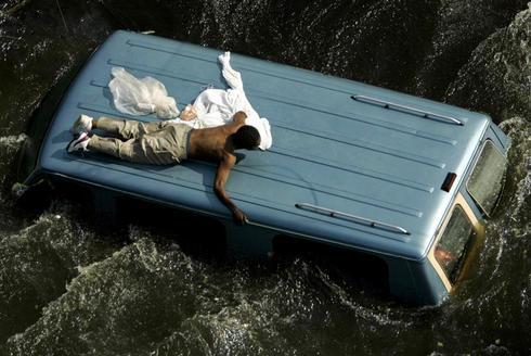 Hurricane Katrina: A chronology