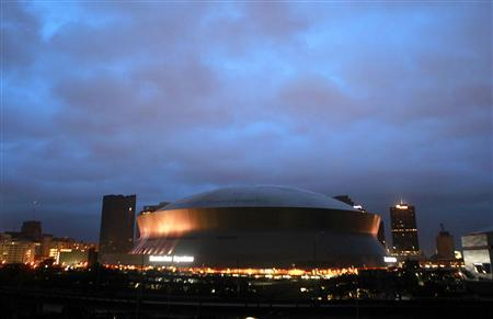 A general view of the New Orleans skyline is seen early morning in New Orleans, Louisiana August 30, 2012. REUTERS/Sean Gardner